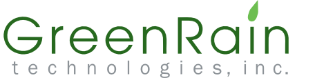 GreenRain Logo